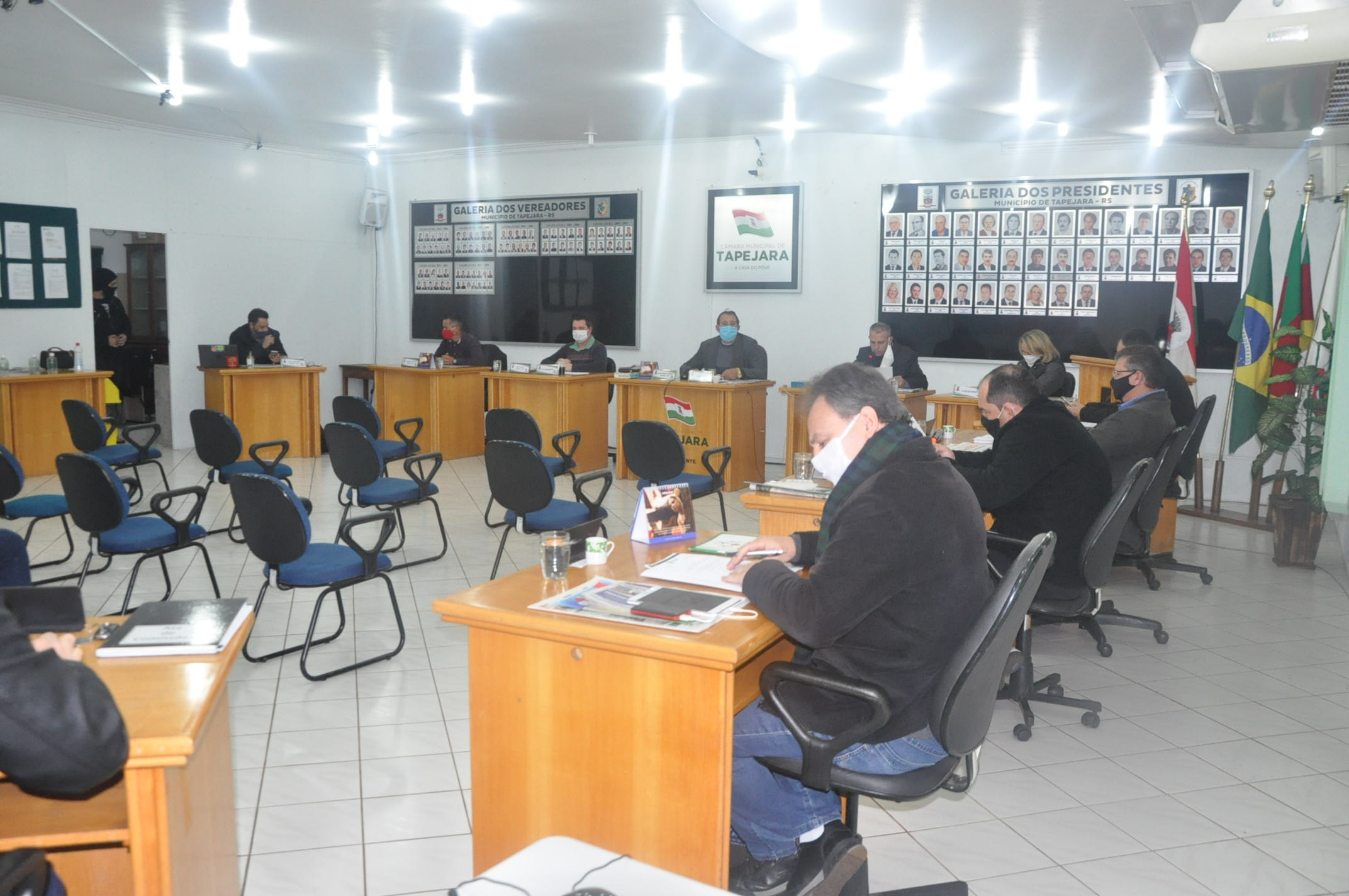 Câmara de Vereadores de Tapejara/RS